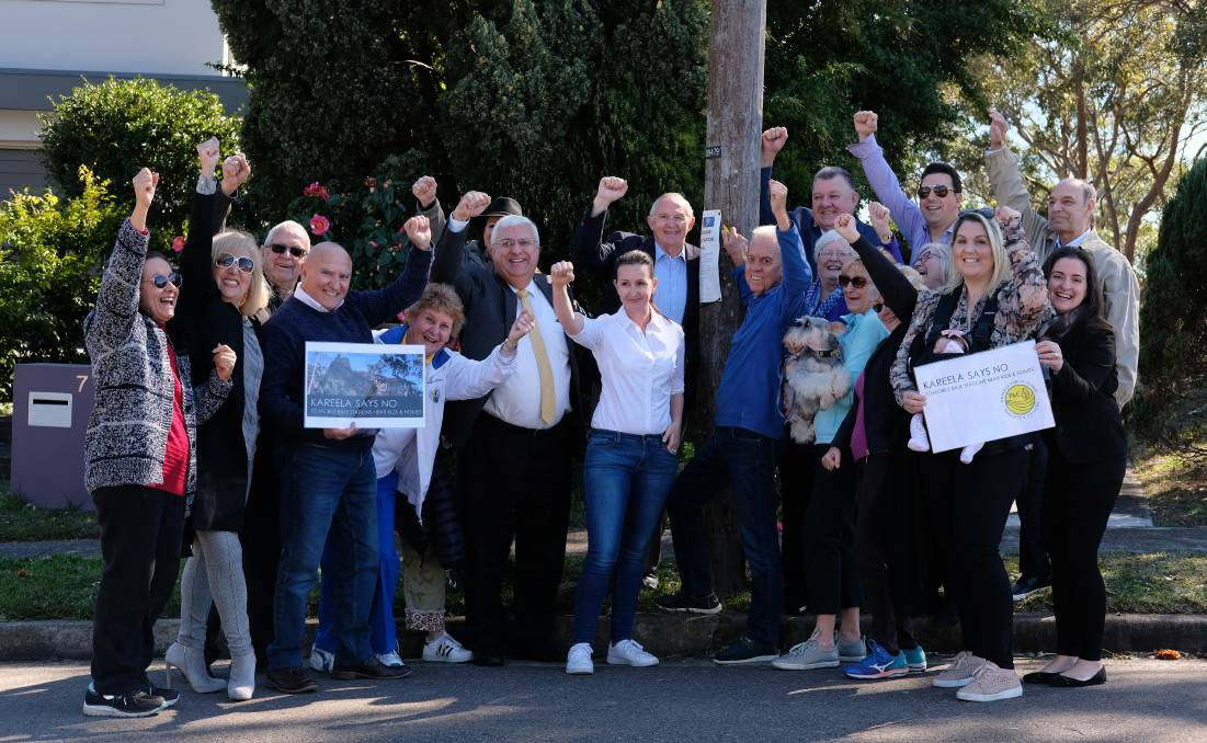 Big win for residents as Telstra decides not to proceed with Kareela small cell installation